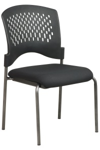 Deluxe Stacking Armless Chair