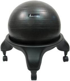 Original Evolution Excercise Ball Chair